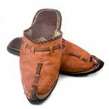 Marokańscy buty Fotografia Stock