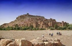 marokańska wioski fotografia royalty free