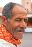 Marokański mężczyzna Fotografia Stock