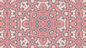 Marokański ornament - miękka część kolory ilustracji