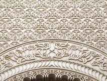 Marokańska architektura Zdjęcie Stock