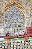 marokańska mozaika Fotografia Stock