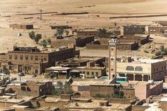 Marokańska wioska Zdjęcia Stock