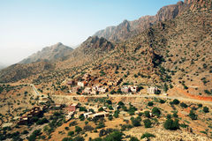 marokańska wioska Obraz Stock