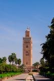marokański meczet Fotografia Royalty Free