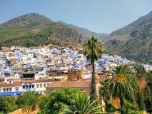 Marokański miasto Obraz Royalty Free