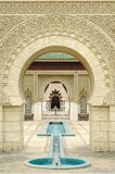 marokański pawilon Zdjęcie Stock