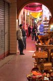 Marokański souk Fotografia Stock