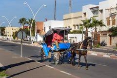 Paard kar marokko stockfoto 39 s registreer gratis - Marokkaans ajoure teken ...