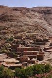 Marokkaans dorp Royalty-vrije Stock Foto