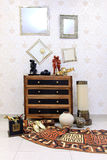Marokkaans meubilair Royalty-vrije Stock Afbeeldingen