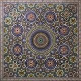 Marokkaans mozaïek stock foto