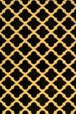Marokkaans patroon als achtergrond Royalty-vrije Stock Afbeelding