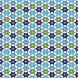 Marokkaans stijlpatroon Stock Foto