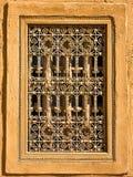 Marokkaans Venster Royalty-vrije Stock Fotografie