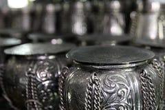 Marokkaanse ambacht stock afbeeldingen