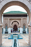Marokkaanse architectuur Royalty-vrije Stock Fotografie