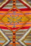 Marokkaanse Berber-tapijtachtergrond stock foto