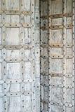 Marokkaanse deur Royalty-vrije Stock Fotografie