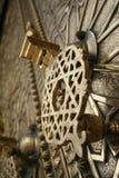 Marokkaanse deur #2 Stock Foto's