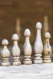 Marokkaanse houten decoratie Royalty-vrije Stock Fotografie