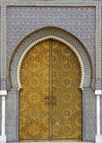Marokkaanse ingang (3) Stock Foto