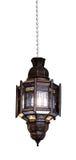 Marokkaanse lamp Royalty-vrije Stock Foto's