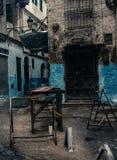 Marokkaanse stad Stock Afbeeldingen