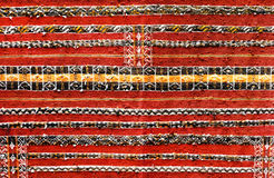 Marokkaanse tapijtachtergrond royalty-vrije stock afbeeldingen