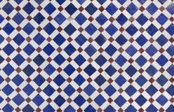 Marokkaanse Tilework Royalty-vrije Stock Afbeelding