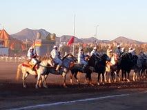Marokkaanse traditie stock fotografie