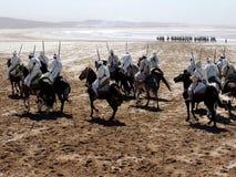 Marokkaanse traditie Stock Foto