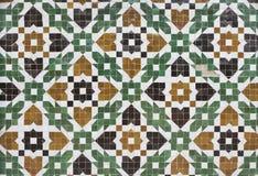 Marokkaanse Zellige-tegel Royalty-vrije Stock Fotografie