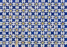 Marokkaanse Zellige-tegels Royalty-vrije Stock Foto's