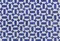 Marokkaanse Zellige tilework Royalty-vrije Stock Fotografie