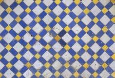 Marokkaanse Zellige tilework Royalty-vrije Stock Afbeelding