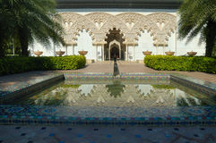 Marokkanische Architektur Stockfotografie