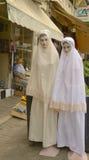 Marokkanische Art und Weise Stockfotografie