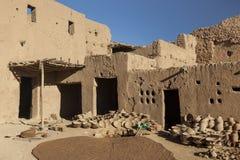 Marokkanische Berbertonwaren Lizenzfreies Stockbild