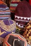 Marokkanische Hüte stockfoto