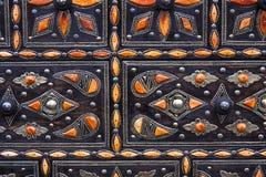 Marokkanische Handwerkerkunst Lizenzfreies Stockfoto