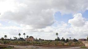 Marokkanische Landschaft Lizenzfreie Stockfotos