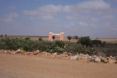 Marokkanische Landschaft Stockfotos
