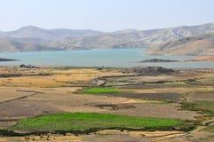 Marokkanische Landwirtschaft Lizenzfreie Stockfotos