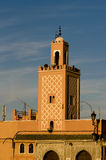 Marokkanische Moschee stockfoto
