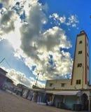 Marokkanische Moschee Stockfotos