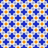 Marokkanische Verzierung Stockbild