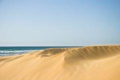 Marokkanische Wüste Stockfotografie