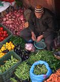 Marokkanischer Markt lizenzfreies stockfoto