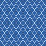 Marokkanischer nahtloser Mustervektor des flachen Entwurfs vektor abbildung